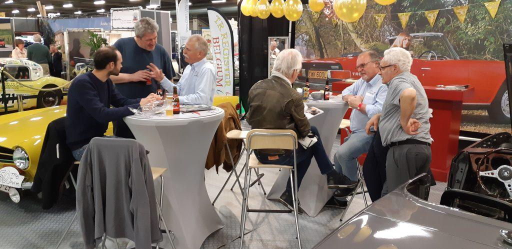 Antwerp Classic Car Salon20190302_122845